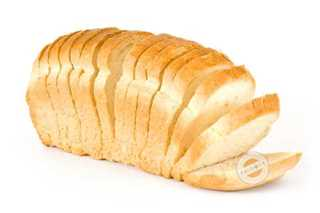 Afbeelding van Klein wit brood