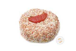 Afbeelding van Kalfsburger met tartaar van tomaat